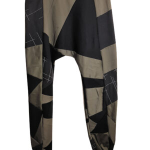 trackpants-black-green-back