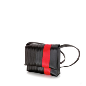 Crossbody Black Red right - Pekelharing